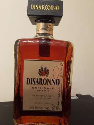 Disaronno 50cl at Bargain Booze for £10