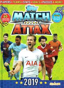 Match Attax 2018/19 Annual £1 @ Poundland (Canterbury)