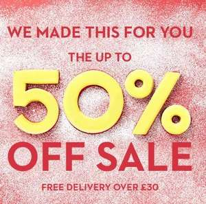 Up to 50% off in the sale at Boden
