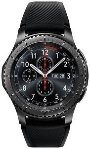 Samsung Gear S3 Frontier Smart Watch. Refurbished with a 12 month Argos guarantee £144.99 @ Argos Ebay