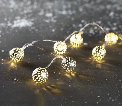 1\2 Price Christmas indoor string lights now £1.50 @ JYSK ( instore )