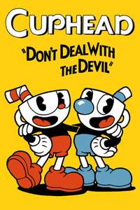 Cuphead PC Steam with discount code £10.12 @ Fanatical