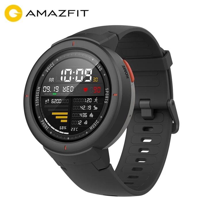 Amazfit Verge English Version - £123.43 @ Ali Express Store: SHENZHEN OKQI TECHNOLOGY CO., LTD.