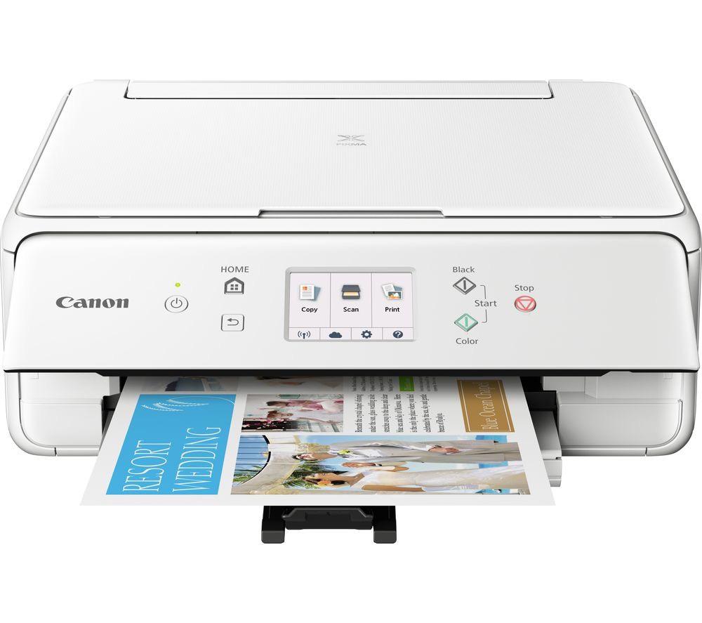 CANON PIXMA TS6151 All-in-One Wireless Inkjet Printer £69.99 @ Currys