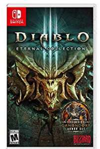 Diablo 3 on Nintendo Switch £32.99 at Very