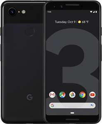 Used Google Pixel 3 64GB Just Black, EE B + 2 Year Guarantee £460 @ CEX