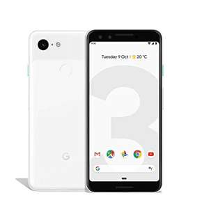 Google Pixel 3 - 64GB - Clearly White £547 Delivered @ Amazon Germany