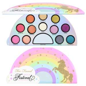 Too Faced Life's A Festival Eye Shadow Palette (12.6g) - £24.50 Delivered (Was £35) @ Cult Beauty