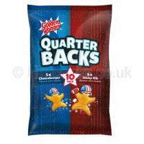 Quarterback Crisps (10 pack) 99p @Lidl Instore Only