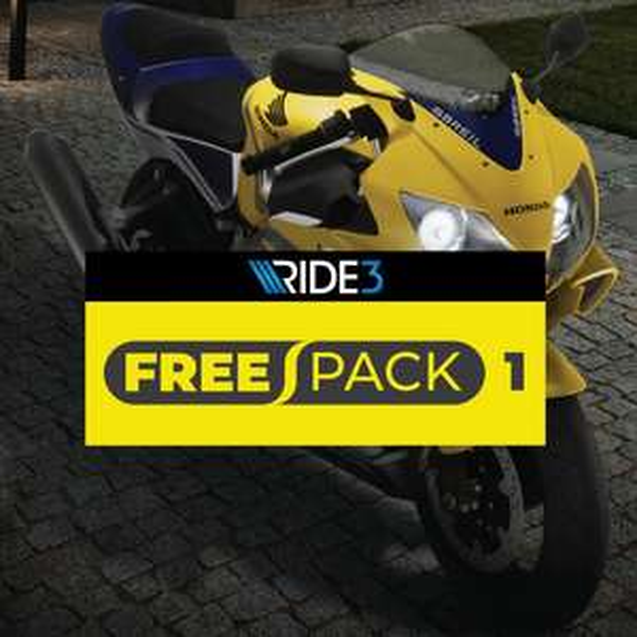 Ride 3 - 2001 Honda CBR 600 F Sport - Free (XB1/PS4/PC)