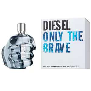 Diesel only the brave original and Tattoo 200ml £45/£50 @ Superdrug