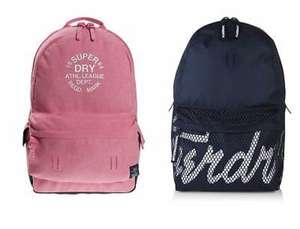 New Superdry Bags Selection - 5x Various Styles & Colour £11.99 free delivery @ eBay superdry store