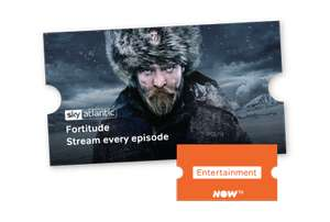 2 months free NOW TV entertainment pass via sweatcoin