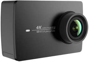 YI 4K action camera £84.98 Sold by YI Official Store UK and Fulfilled by Amazon.