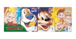 ASDA Rollback on Kellogg's Variety Pack Cereal, Now £1