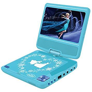 Disney Frozen Portable DVD Player now £29.99 @ Very (Free C&C)