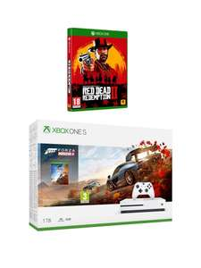 XBOX ONE S FORZA HORIZON 4 + RDR2 £180 with BNPL £179.99 @ VERY