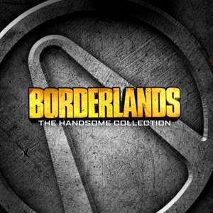 Borderlands: The Handsome Collection PS4 £11.24 with PS Plus @ PS Store
