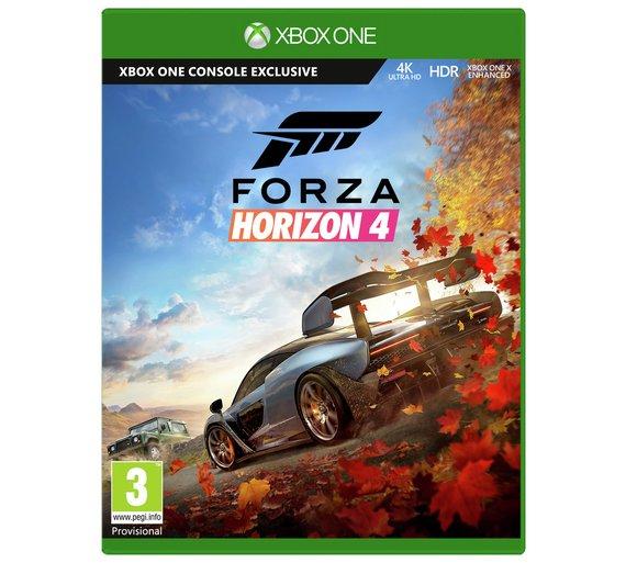 Forza Horizon 4 Xbox one £26.99, Black ops 4 £32.99 @ Argos