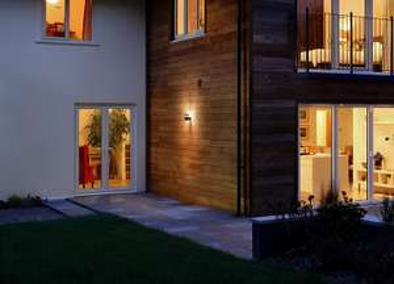 Osram Endura Wall Sensor LED Outdoor Luminaire Light £9.26  (Prime) / £13.75 (non Prime) at Amazon RRP £59.99