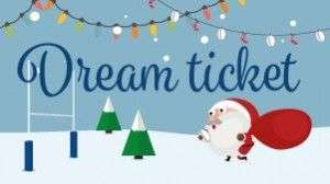 Rugby League dream ticket £99 for 3 Great Events