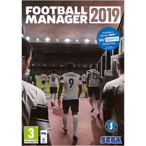 Nintendo Switch with FIFA 19 & Football Manager 2019 @ Game £309.99