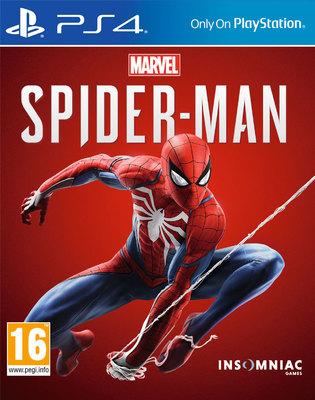 Marvel's Spider-Man PS4 - £29.86 @ Shopto