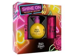 TIGI Bed Head Christmas 2018 Shine On Gift Pack @ allbeauty £16.95