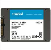 Crucial BX500 480 GB SSD £42.26 Delivered using code @ Joybuy