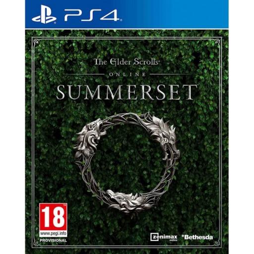 Elder Scrolls Online Summerset ps4 £9.95 TGC