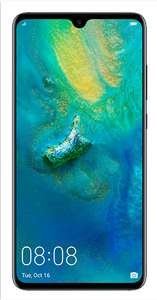 Huawei Mate 20 @ £28 per month FREE phone (24 months = £672 total) @ uSwitch