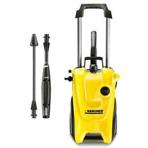 Kärcher K4 Compact Pressure Washer with 3yr guarantee now £103.50 Delivered w/code @ Halfords eBay