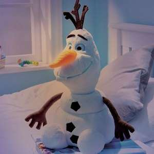 Disney Frozen Olaf GoGlow Light Up Pal Soft Toy £9.99 + 3 for 2 @ Clas Ohlson Free delivery on orders over £10