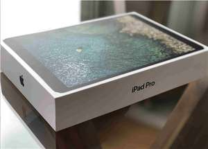 """Apple iPad Pro 2nd Gen 12.9"""" 64GB Space Grey Model WIFI - Grade A- with Retail Box £495 @ Student Computers"""
