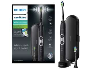 Phillips Sonicare 6100 electric toothbrush, was £299 now £89.99 @ Amazon