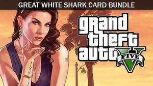 [PC] Grand Theft Auto V & Great White Shark Cash Card - £9.98 - Fanatical