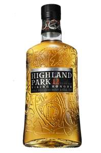 Highland Park 12 Year Old Whisky £19.95 (Masters of Malt - £6.95 delivery)