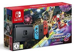 Nintendo Switch w/ Mario Kart 8 Deluxe - Limited Edition Console £279.99 instore @ Game (Portsmouth)