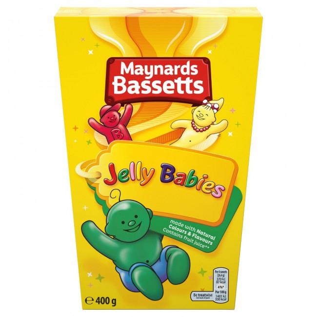 400g Jelly Babies/Mix ups/Sports mix £1.75 @ Asda