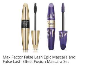 Max Factor Mascara Set 8.89 including delivery.@ Groupon
