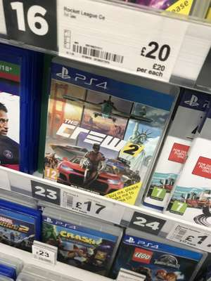 The Crew 2 in Asda only £17