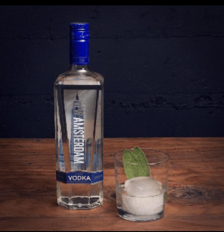 New Amsterdam Vodka 1lt Cheapest Price Only £16 @ Sainsbury's