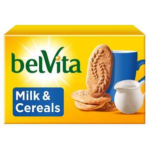 Belvita (various) 225g Biscuits 99p @Tesco from tomorrow.