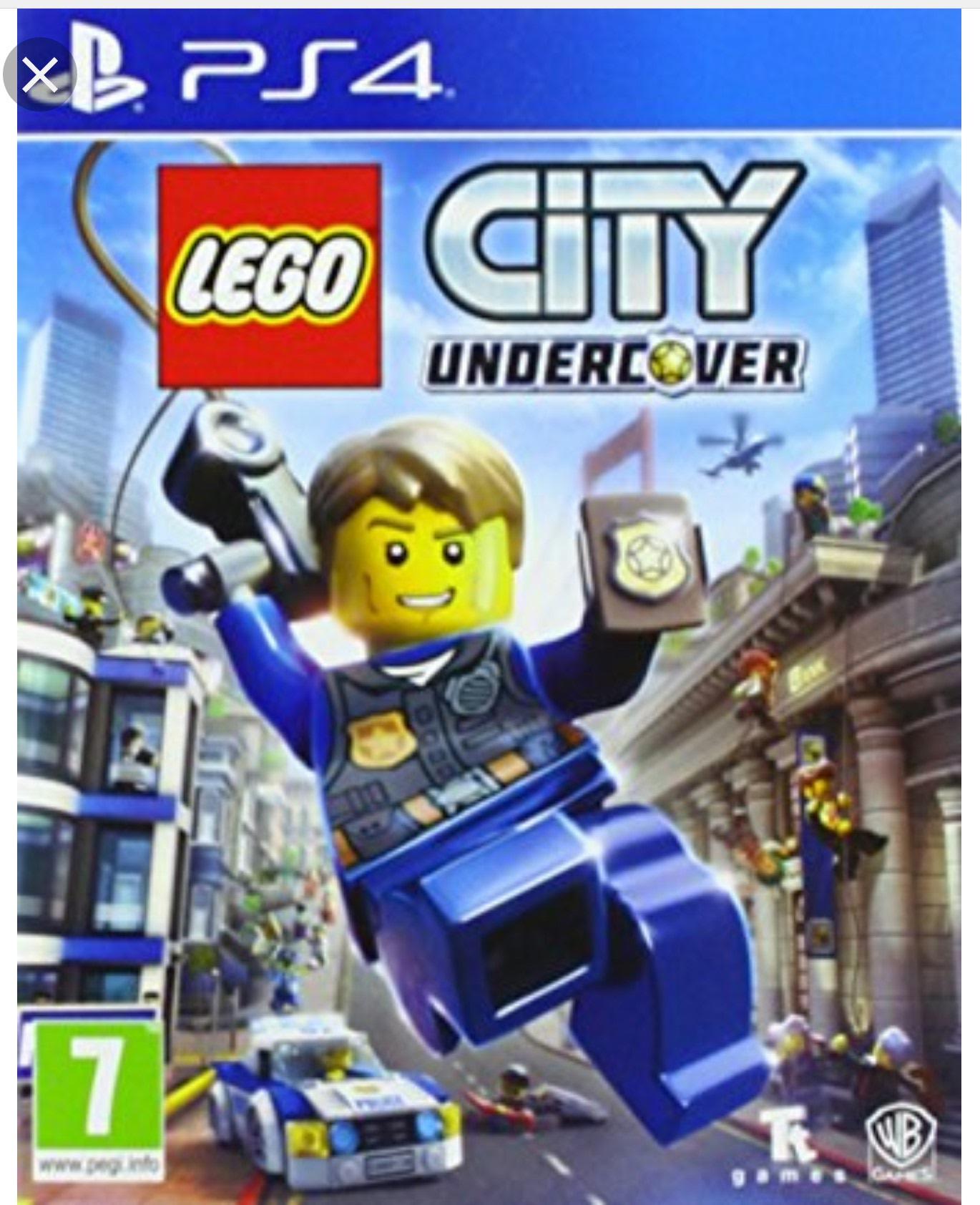 LEGO City Undercover (PS4) £14.85 @ Base.com