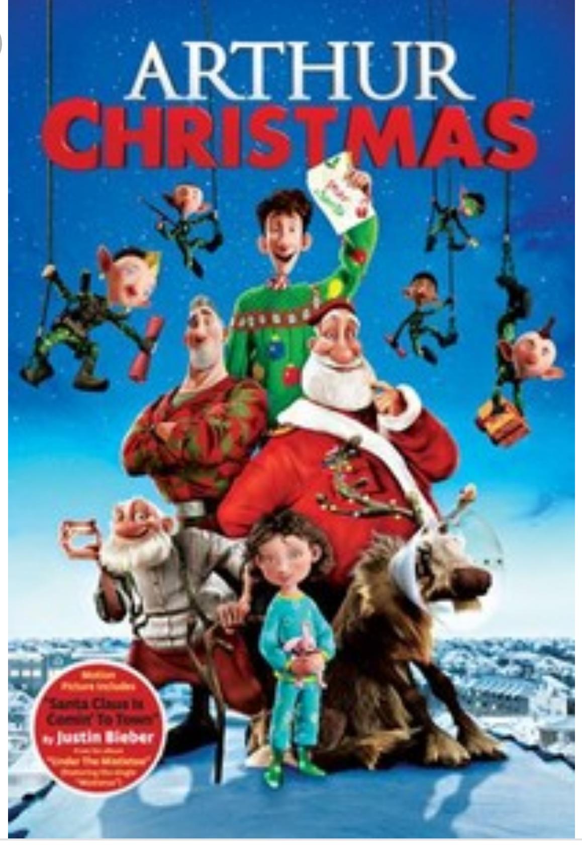 Arthur Christmas now on Netflix! @ Netflix (From £5.99 per month)