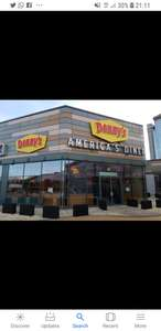 Denny's in Swansea is opening on Christmas Day to feed the homeless
