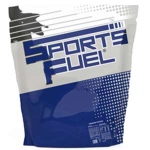 "Sports Fuel Premium Whey Protein Powder 5kg £29.99 (£26.99 using ""PINECONE"" code) @  bodybuildingwarehouse  Ebay"