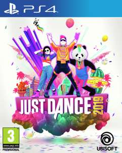 Just Dance 2019 (PS4 / Xbox One / Nintendo Switch) for £25.99 @ Argos