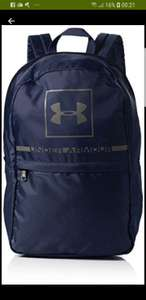 Under Armour Backpacks Navy Black and grey from £9 Prime +£4.49 del for Non Prime @Amazon