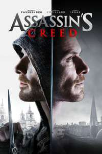 Assassin's Creed 4K (Dolby Atmos) £2.99 @ iTunes